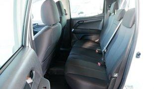 2016 Isuzu D-MAX MY17 SX Crew Cab 4x2 High Ride White 6 Speed Sports Automatic Utility