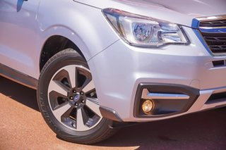 2017 Subaru Forester S4 MY17 2.5i-L CVT AWD Special Edition Silver 6 Speed Constant Variable Wagon.