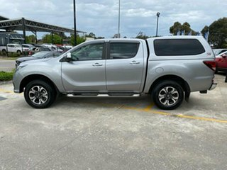 2019 Mazda BT-50 UR0YG1 GT Silver 6 Speed Sports Automatic Utility
