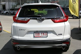 2018 Honda CR-V RW MY18 VTi FWD White 1 Speed Constant Variable Wagon