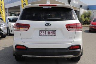 2016 Kia Sorento UM MY16 SLi AWD Snow White Pearl 6 Speed Sports Automatic Wagon