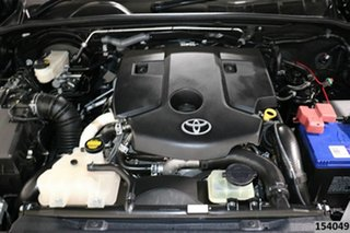 2015 Toyota Hilux GUN126R SR5 (4x4) Grey 6 Speed Manual X Cab Utility