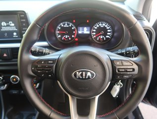 2019 Kia Picanto JA MY19 GT Black 5 Speed Manual Hatchback