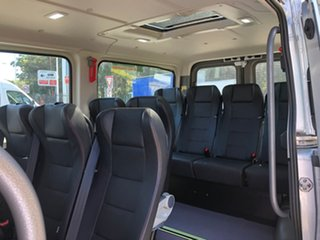 2019 Volkswagen Crafter SY1 MY20 Minibus MWB FWD TDI410 Silver 8 Speed Automatic Bus