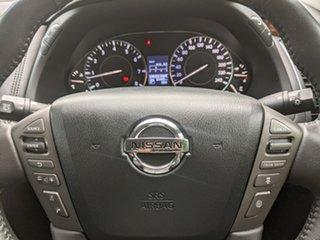 2017 Nissan Patrol Y62 Series 3 TI-L Silver 7 Speed Sports Automatic Wagon