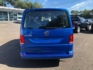 2020 Volkswagen Multivan T6.1 MY21 TDI340 SWB DSG Comfortline Premium Blue 7 Speed