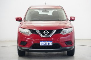2014 Nissan X-Trail T32 ST X-tronic 4WD Red 7 Speed Constant Variable Wagon.