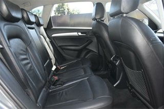 2013 Audi Q5 8R MY13 TDI S Tronic Quattro Grey 7 Speed Sports Automatic Dual Clutch Wagon
