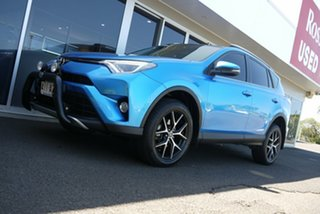 2016 Toyota RAV4 ZSA42R GXL 2WD Blue 7 Speed Constant Variable Wagon.
