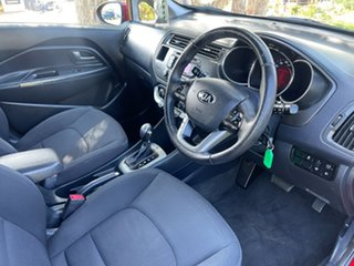 2012 Kia Rio UB MY13 SLi 6 Speed Sports Automatic Hatchback