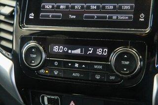 2017 Mitsubishi Triton MQ MY17 Exceed (4x4) Black 5 Speed Automatic Dual Cab Utility