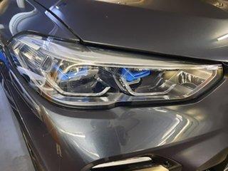 2019 BMW X5 G05 M50i Steptronic Grey 8 Speed Sports Automatic Wagon