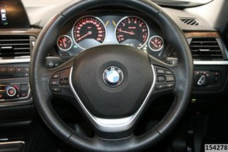 2014 BMW 316i F30 MY14 Grey 8 Speed Automatic Sedan