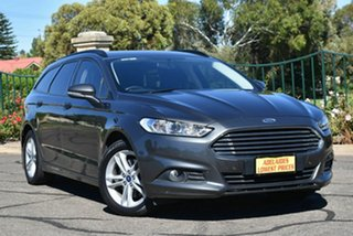 2017 Ford Mondeo MD 2017.50MY Ambiente Grey 6 Speed Sports Automatic Dual Clutch Wagon.