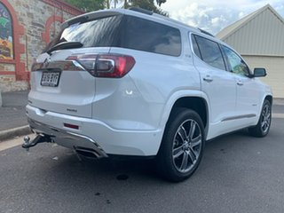 2018 Holden Acadia AC MY19 LTZ-V AWD White 9 Speed Sports Automatic Wagon.