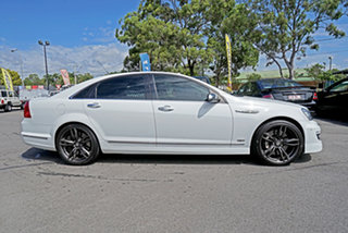 2015 Holden Special Vehicles Grange Gen-F MY15 White 6 Speed Sports Automatic Sedan