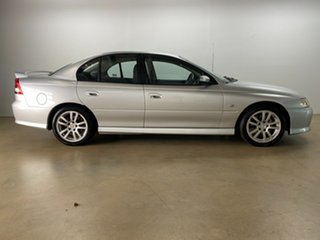 2003 Holden Commodore VY S Silver 4 Speed Automatic Sedan.