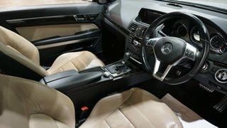2012 Mercedes-Benz E-Class C207 MY12 E250 BlueEFFICIENCY 7G-Tronic + Avantgarde Tenorite Grey