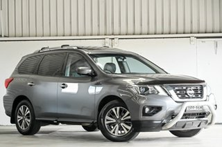 2017 Nissan Pathfinder R52 Series II MY17 ST-L X-tronic 4WD Gun Metallic 1 Speed Constant Variable.