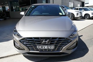 2020 Hyundai i30 ACTIVE Active Fluid Metal 6 Speed Automatic Hatchback