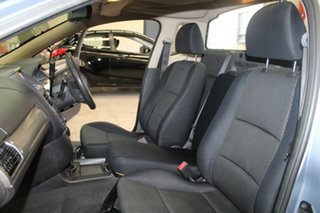 2008 Ford Falcon BF MkII XL (LPG) Blue 4 Speed Auto Seq Sportshift Utility