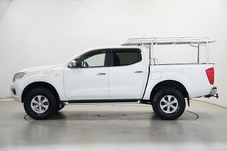 2015 Nissan Navara D23 ST White 6 Speed Manual Utility.
