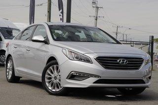 2016 Hyundai Sonata LF2 MY16 Active Platinum Silver 6 Speed Sports Automatic Sedan.