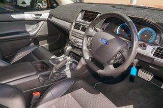 2011 Ford Falcon FG XR6 Limited Edition Gold 6 Speed Sports Automatic Sedan