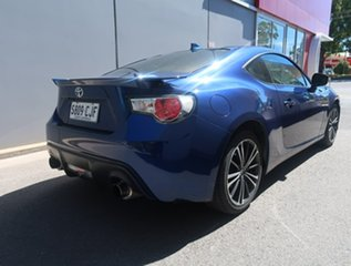 2014 Toyota 86 ZN6 GTS Blue 6 Speed Sports Automatic Coupe