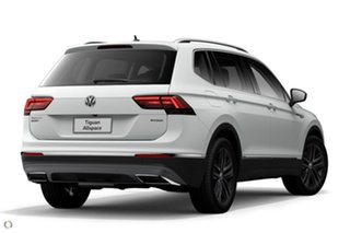 2020 Volkswagen Tiguan 5N MY21 140TDI Highline DSG 4MOTION Allspace White 7 Speed