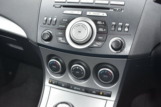 2010 Mazda 3 BL10C1 MZR-CD Silver 6 Speed Manual Sedan