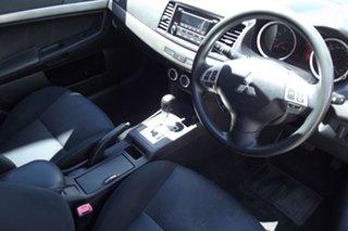 2015 Mitsubishi Lancer CJ MY15 ES Sport White 6 Speed Constant Variable Sedan