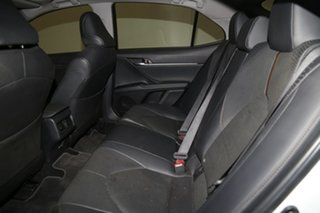 2018 Toyota Camry AXVH71R SL White 6 Speed Constant Variable Sedan Hybrid