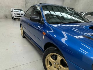 1998 Subaru Impreza N MY98 WRX Club Spec AWD Evo 2 Blue 5 Speed Manual Sedan
