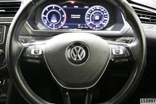 2017 Volkswagen Tiguan 5NA 140 TDI Highline White 7 Speed Auto Direct Shift Wagon