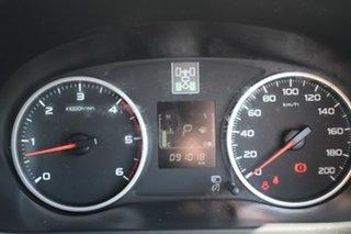 2015 Mitsubishi Triton MQ MY16 Exceed Double Cab Black 5 Speed Sports Automatic Utility