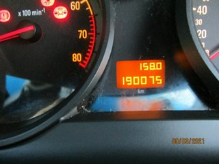2006 Holden Astra AH MY06.5 CD Grey 5 Speed Manual Hatchback