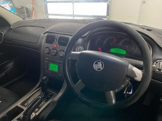 2003 Holden Commodore VY S Silver 4 Speed Automatic Sedan