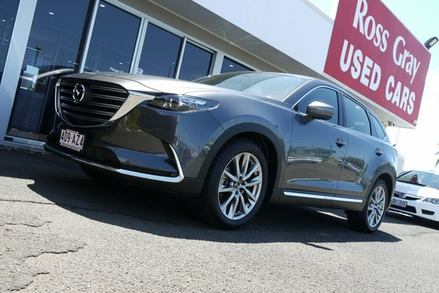 Used Mazda CX-9 TC GT SKYACTIV-Drive i-ACTIV AWD Bundaberg, 2018 Mazda CX-9 TC GT SKYACTIV-Drive i-ACTIV AWD 6 Speed Sports Automatic Wagon