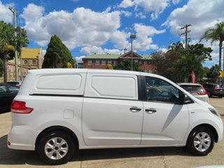 2016 LDV G10 SV7C White 6 Speed Automatic Van.