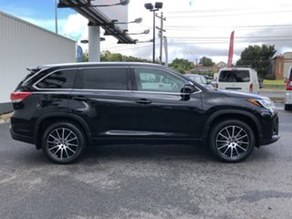 2019 Toyota Kluger GSU50R Grande 2WD Eclipse Black 8 Speed Sports Automatic Wagon.