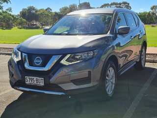 2017 Nissan X-Trail T32 Series II TS X-tronic 4WD Gun Metal 7 Speed Constant Variable Wagon