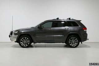 2018 Jeep Grand Cherokee WK MY18 Overland (4x4) Grey 8 Speed Automatic Wagon