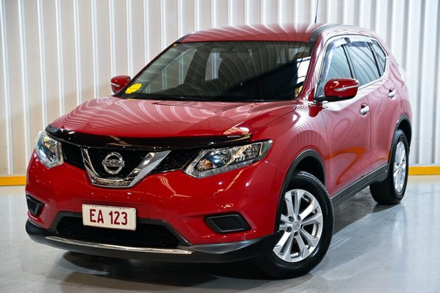 Used Nissan X-Trail T32 Series 2 ST (2WD) Hendra, 2017 Nissan X-Trail T32 Series 2 ST (2WD) 40th Anniversary Quartz Continuous Variable Wagon