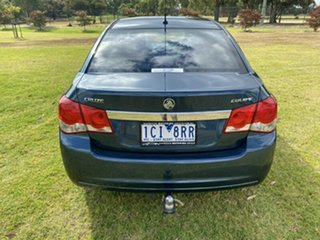 2014 Holden Cruze JH Series II MY14 Equipe Green 6 Speed Sports Automatic Sedan