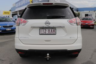 2016 Nissan X-Trail T32 ST-L X-tronic 2WD Ivory Pearl 7 Speed Constant Variable Wagon