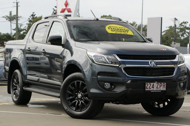 Used Holden Colorado RG MY18 Z71 Pickup Crew Cab Aspley, 2018 Holden Colorado RG MY18 Z71 Pickup Crew Cab Grey 6 Speed Sports Automatic Utility