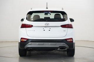 2019 Hyundai Santa Fe TM.2 MY20 Active White Cream 8 Speed Sports Automatic Wagon