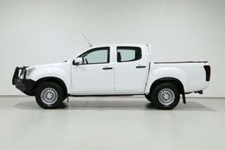 2017 Isuzu D-MAX TF MY17 SX HI-Ride (4x2) White 6 Speed Automatic Crew Cab Utility