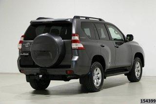 2014 Toyota Landcruiser Prado KDJ150R MY14 GXL (4x4) Graphite 5 Speed Sequential Auto Wagon